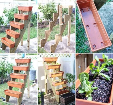 Diy Vertical Garden Ideas 20 Vertical Vegetable Garden Ideas Home Design Garden Architecture Magazine