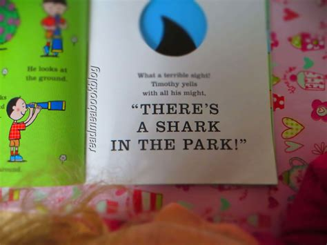 libro the shark in the memorizziamo i vocaboli leggendo read me a book