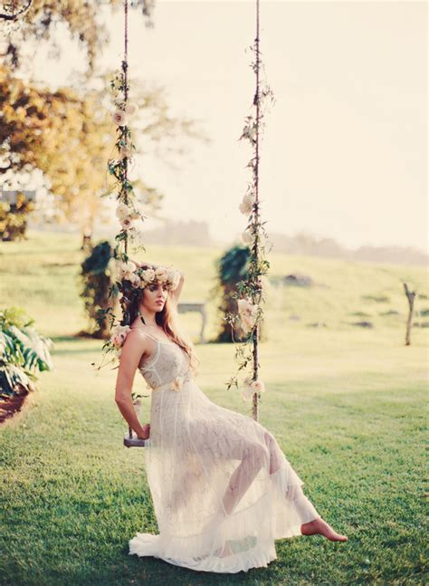is swinging good for marriage unique floral design inspiration for spring weddings hey
