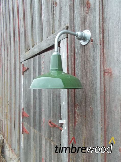 vintage gas station lights vintage barn 14 quot dome shade green porcelain gas station