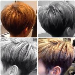 hair styles color in 2015 18 latest short layered hairstyles short hair trends for