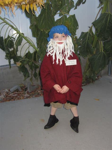 Homemade Halloween Costumes Easy To Make