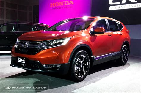 Honda Crv New Model 2018 by All New Honda Cr V Diesel Now Available In Ph Autodeal