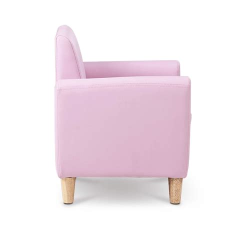 kids couch with storage storage kids sofa pink children lounge arm couch chair pu
