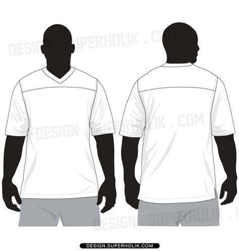 Fashion Design Templates Vector Illustrations And Clip Artsfootball Jersey Template Fashion Nfl Jersey Design Template
