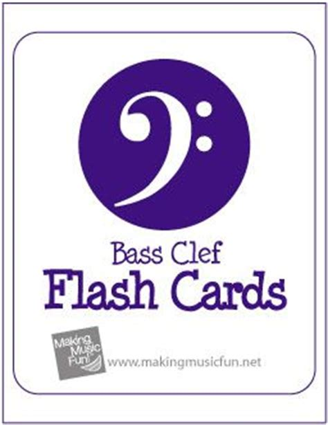 bass and treble clef with flash best 25 flashcards for ideas on emotions