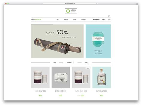 40 responsive wordpress shop themes based on woocommerce