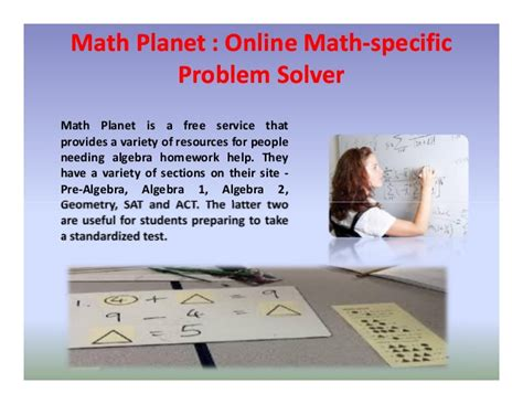 Homework Help Algebra 3 by Resources To Get Algebra Homework Help