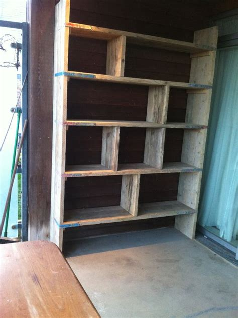 scaffold book shelf make it shelves book