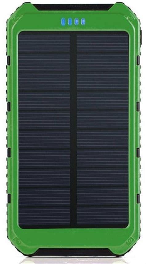 Power Bank Solar Original the 5 best solar power banks