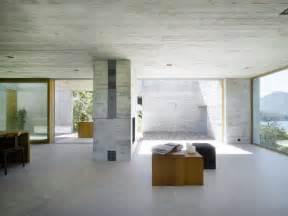 minimalist concrete home by wespi de meuron romeo