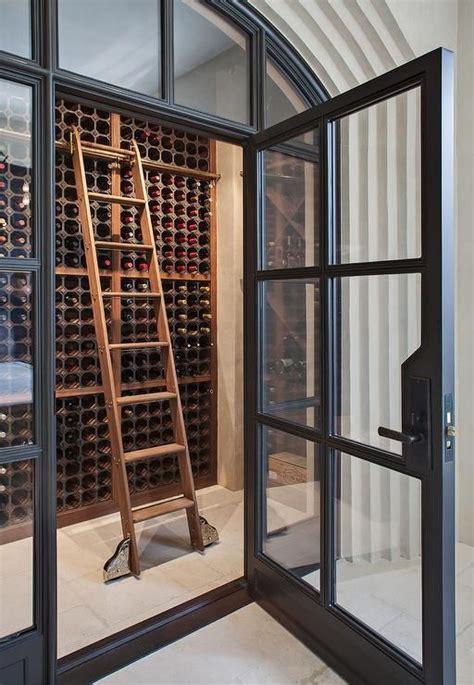 glass door wine storage 25 best ideas about wine cellars on wine