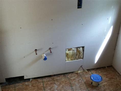 Drywall In Bathroom Bathroom Renovation With Remodel Steve Way Builders
