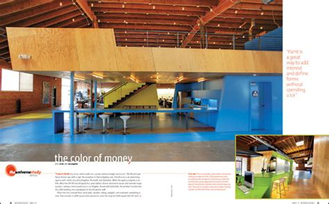 Quiksilver Idx 4 the color of money la advertising agency 72andsunny s office by ra da