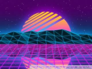 vaporwave ultra hd desktop background wallpaper