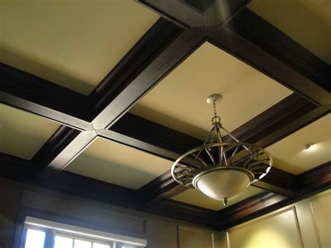 bloombety building easy and elegance coffered ceiling