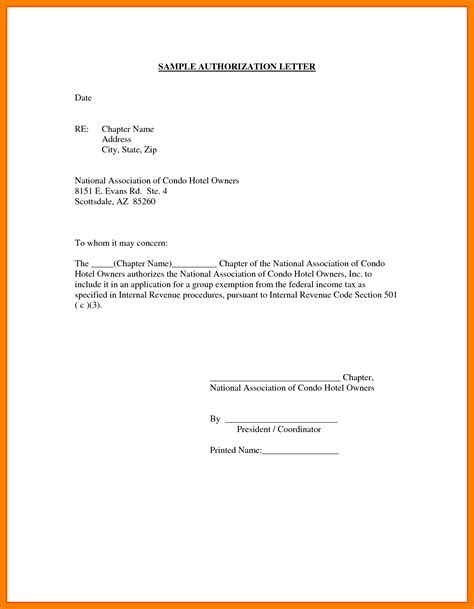 Letter Of Credit Sle Word authorization letter format in word 28 images exles of