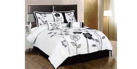 king size black and white comforter black and white king duvet cover knowledgebase