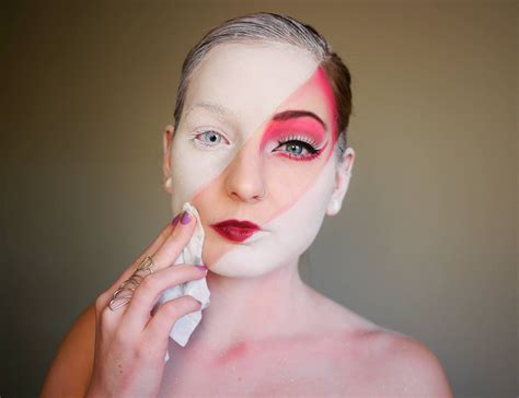 Makeup Artist Talented Makeup Artist Elsa Pageler Is A Master At