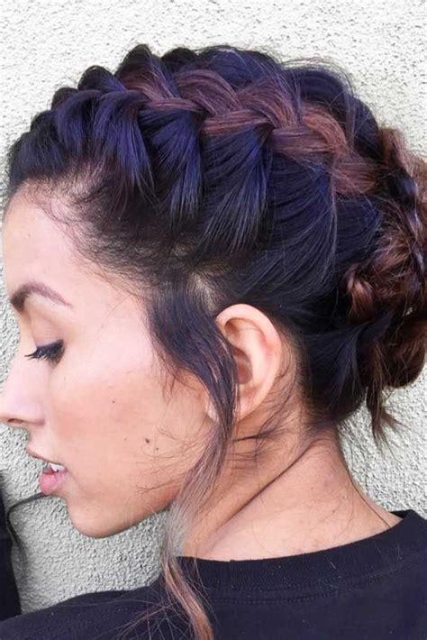 best 25 braids medium hair best 25 braided hairstyles ideas on