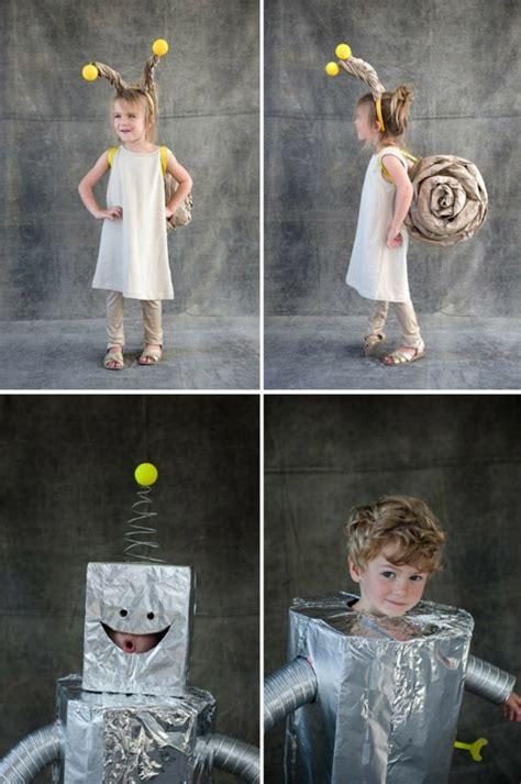 halloween kostueme selber machen coole kinder