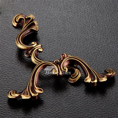 5 inch brass cabinet pulls 5 inch brass drawer pulls carved gold dresser kitchen cabinet