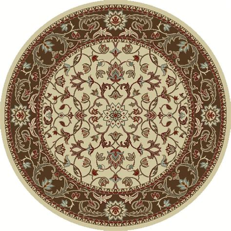 flora rug concord global trading chester flora ivory 5 ft 3 in area rug 97320 the home depot
