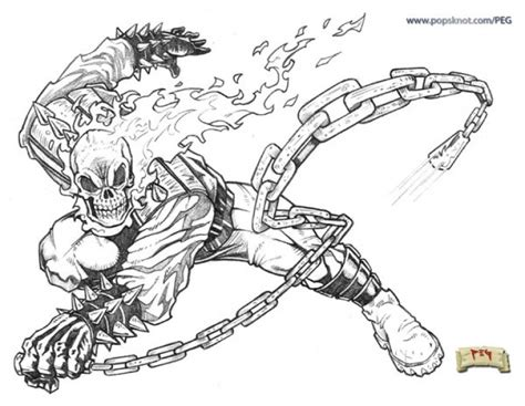 ghost rider coloring pages online ghostrider coloring download ghostrider coloring
