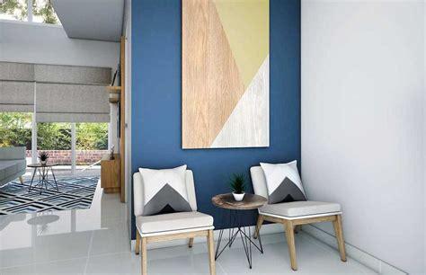 bagaimana  memadukan cat rumah minimalis  serasi