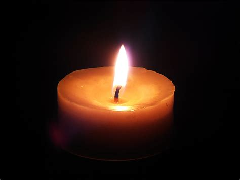 Burning Candles Relaxing Candle Burning 10 Minutes Hd