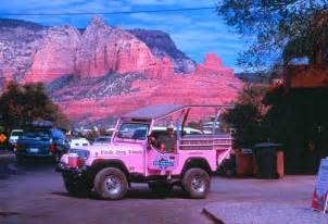 Jeep Tours In Sedona Sedona Pink Jeep Tours Travel Arizona