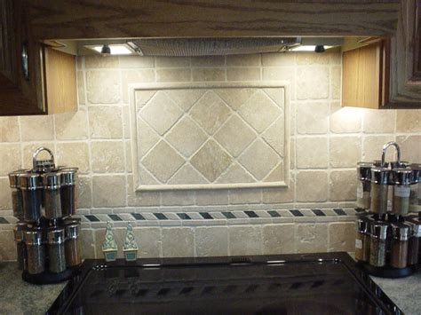 tumbled marble backsplash attached images with tumbled