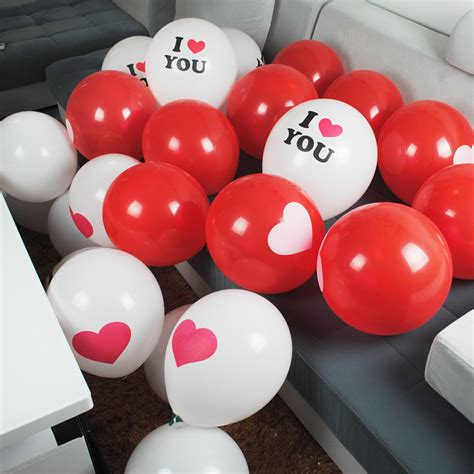 Balon You Are Loved Balon Hati aliexpress buy quality durable 10pcs lot 12 inch i