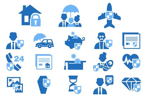 wordpress templates for websites set insurance icons icons creative market
