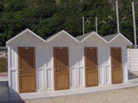 cabine da spiaggia cabine in legno da spiaggia de biagi