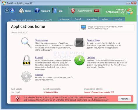 manual removal of harmful files antispyware remove antivirus antispyware 2011 uninstall guide