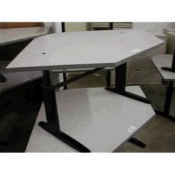 Herman Miller Corner Desk by Herman Miller Adjustable Corner Desk