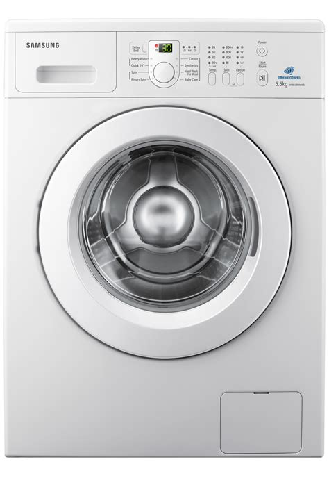 samsung washing machine samsung 5 5 kg front loading washing machine price specs
