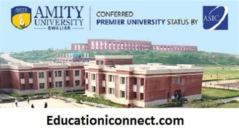 Amity Mba Fees 2017 by Amity Gwalior Fee Structure 2017