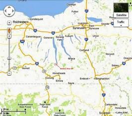 Ny State Parks Map by Watkins Glen State Park Watkins Glen Ny