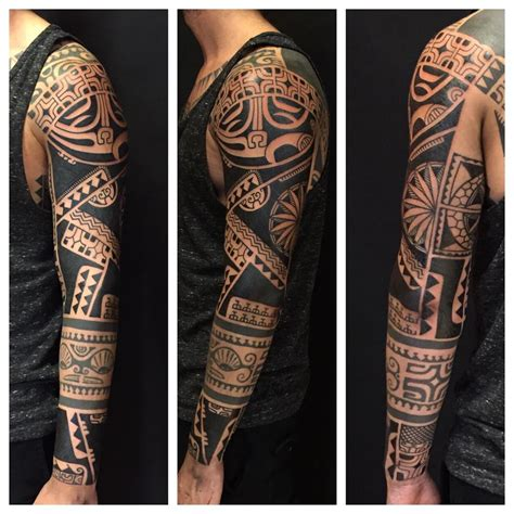 tribal arm sleeve tattoo tribal sleeve best ideas gallery