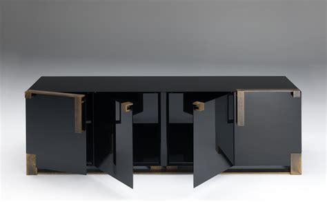 tavoli contenitori black and gold cabinet una collezione di tavoli sedute