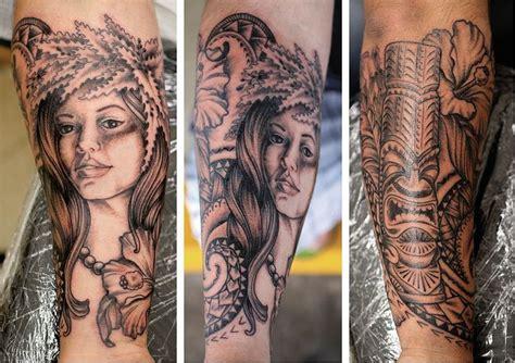 tattoo cover up hawaii hawaii tattoo sleeve tattoos in hawaii pinterest