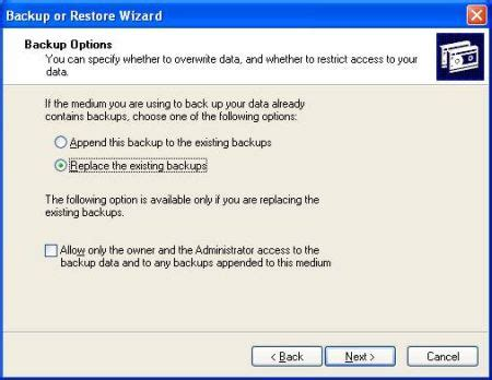 tutorial xp wordpress tutorial windows xp backup argento