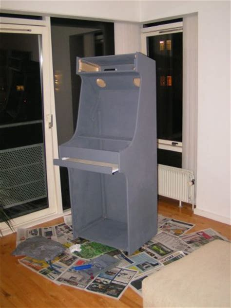 project mame build your own mame cabinet step 1