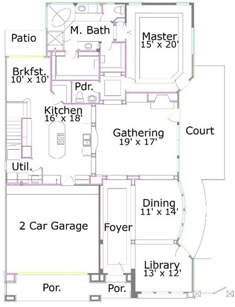 3234 0411 square feet 4 bedroom 2 story house plan tuscan style house plans 3234 square foot home 2 story