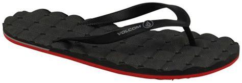 Sandal Billabong Original 10 volcom recliner rubber sandal pewter for sale at