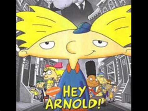 arnold 5 years later we re still married hey arnold theme song