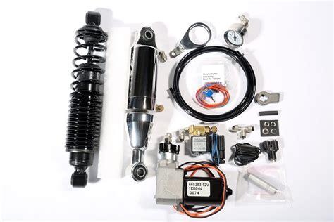 tb air ride suspension kit  touring    thunderbike shop