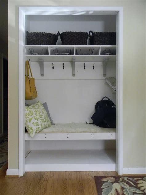 diligent  coat closet  mini mudroom phase ii